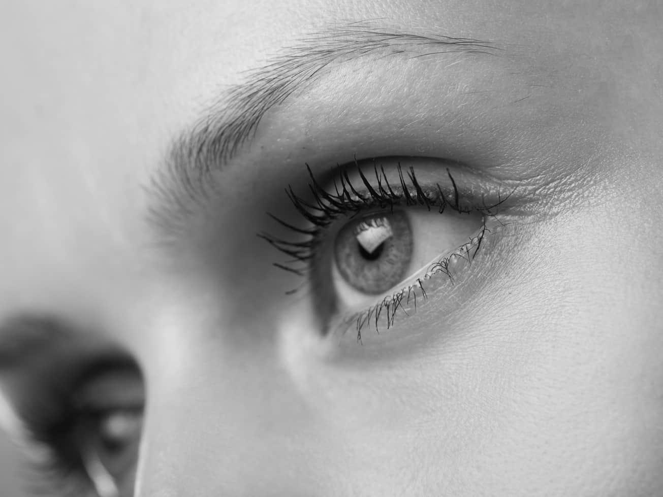 Eyes of Plastic Surgery Patient in Atlanta