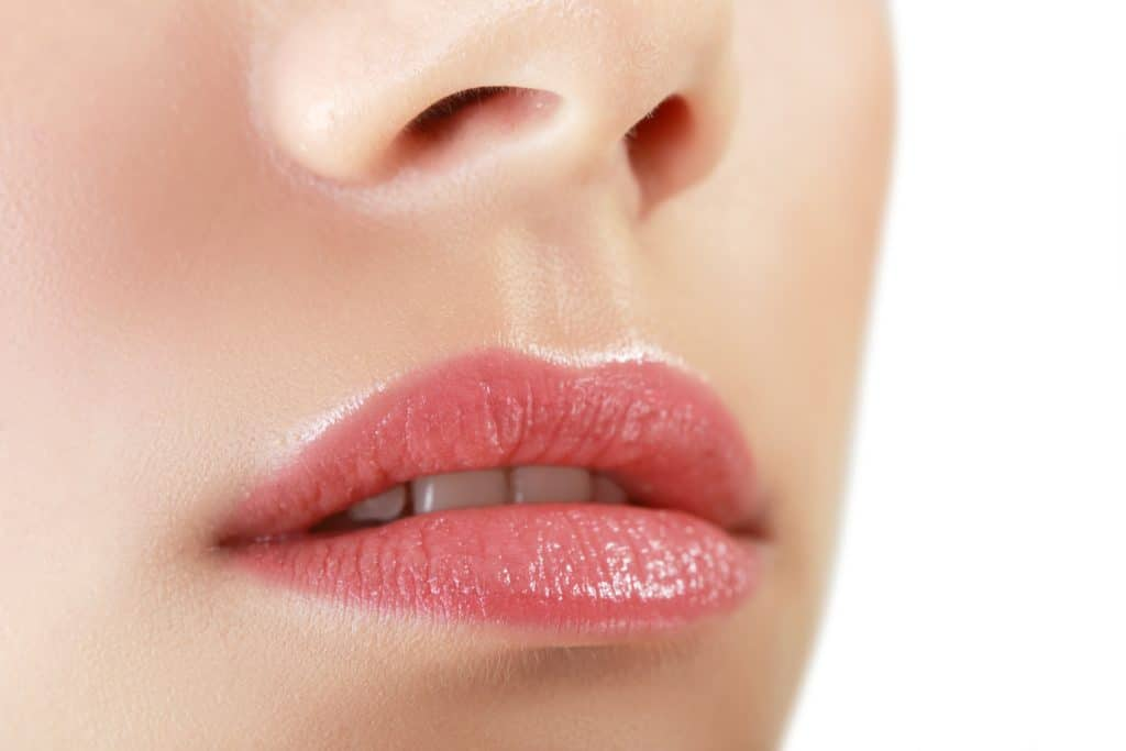 Maloney Center for Facial Plastic Surgery lip enhancement in Atlanta, GA.