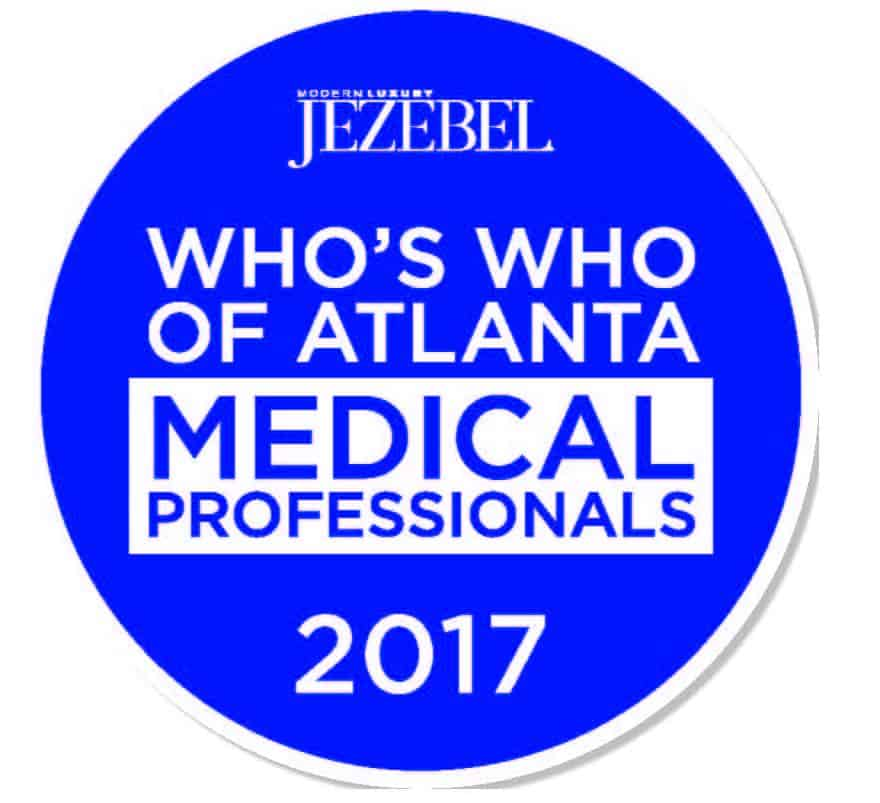 JEZEBEL Who's Who of Atlanta Medical Professionals 2017